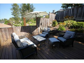 "Photo 9: 1266 FLETCHER Way in Port Coquitlam: Citadel PQ House for sale in ""CITADEL HEIGHTS"" : MLS®# V1027491"