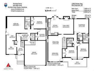 """Photo 17: 1266 FLETCHER Way in Port Coquitlam: Citadel PQ House for sale in """"CITADEL HEIGHTS"""" : MLS®# V1027491"""