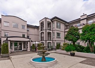 Photo 1: 301 - 1533 Best St.: White Rock Condo for sale : MLS®# F1310074