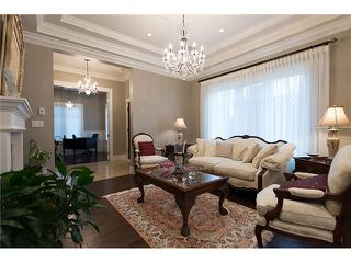 Photo 3: 4035 W 37TH AV in Vancouver: Dunbar House for sale (Vancouver West)  : MLS®# V1030673