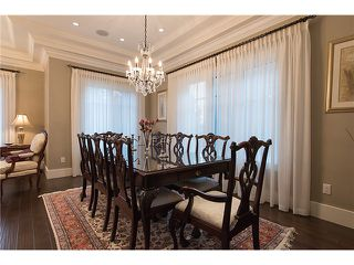 Photo 6: 4035 W 37TH AV in Vancouver: Dunbar House for sale (Vancouver West)  : MLS®# V1030673