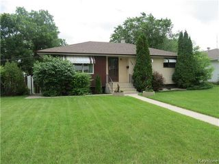 Photo 1: 158 Howden Road in WINNIPEG: Windsor Park / Southdale / Island Lakes Residential for sale (South East Winnipeg)  : MLS®# 1415573