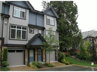 """Photo 1: 43 6299 144TH Street in Surrey: Sullivan Station Townhouse for sale in """"Altura"""" : MLS®# F1418552"""