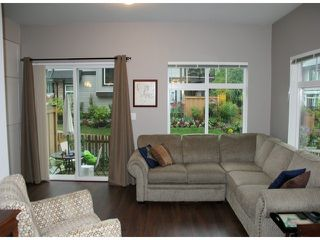 """Photo 5: 43 6299 144TH Street in Surrey: Sullivan Station Townhouse for sale in """"Altura"""" : MLS®# F1418552"""