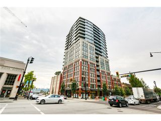 Photo 1: # 1004 14 BEGBIE ST in New Westminster: Quay Condo for sale : MLS®# V1085210