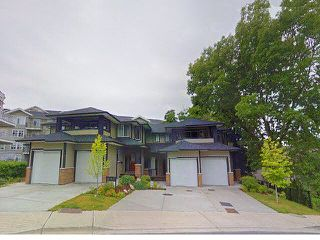 Photo 1: 3 2745 FULLER STREET in Abbotsford: Central Abbotsford Townhouse for sale : MLS®# R2029423