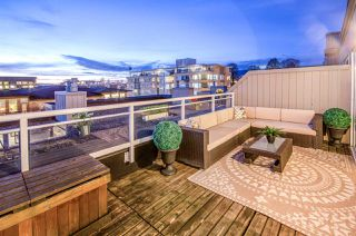 Photo 18: 402 2768 CRANBERRY DRIVE in Vancouver: Kitsilano Condo for sale (Vancouver West)  : MLS®# R2140838