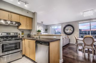 Photo 9: 402 2768 CRANBERRY DRIVE in Vancouver: Kitsilano Condo for sale (Vancouver West)  : MLS®# R2140838