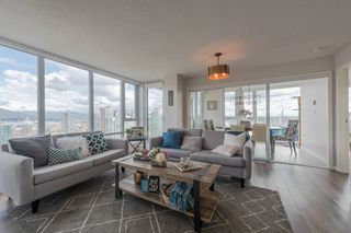 Photo 2: 2703 233 ROBSON STREET in Vancouver: Downtown VW Condo for sale (Vancouver West)  : MLS®# R2258554