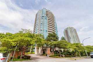 "Main Photo: 1504 6611 SOUTHOAKS Crescent in Burnaby: Highgate Condo for sale in ""GEMINI I"" (Burnaby South)  : MLS®# R2396060"