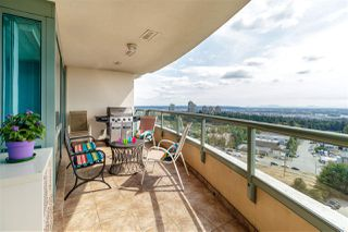 """Photo 19: 1504 6611 SOUTHOAKS Crescent in Burnaby: Highgate Condo for sale in """"GEMINI I"""" (Burnaby South)  : MLS®# R2396060"""