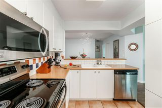 """Photo 4: 1504 6611 SOUTHOAKS Crescent in Burnaby: Highgate Condo for sale in """"GEMINI I"""" (Burnaby South)  : MLS®# R2396060"""