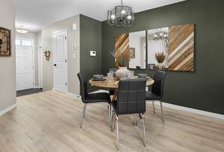 Photo 5: 7268 EDGEMONT Way in Edmonton: Zone 57 House Half Duplex for sale : MLS®# E4172630
