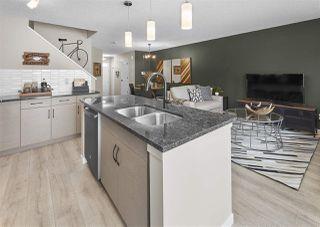 Photo 4: 7268 EDGEMONT Way in Edmonton: Zone 57 House Half Duplex for sale : MLS®# E4172630