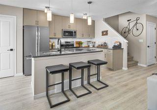 Photo 3: 7268 EDGEMONT Way in Edmonton: Zone 57 House Half Duplex for sale : MLS®# E4172630