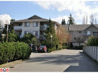 "Photo 1: 111 45222 WATSON Road in Sardis: Vedder S Watson-Promontory Condo for sale in ""Westwind"" : MLS®# R2411378"