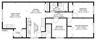 Photo 2: 17254 104 Street in Edmonton: Zone 27 House Half Duplex for sale : MLS®# E4176861