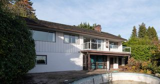Photo 3: 824 ANDERSON Crescent in West Vancouver: Sentinel Hill House for sale : MLS®# R2418344
