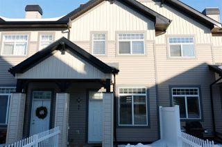 Photo 27: 54 465 HEMINGWAY Road in Edmonton: Zone 58 Townhouse for sale : MLS®# E4189349