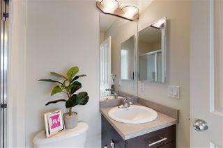 Photo 17: 54 465 HEMINGWAY Road in Edmonton: Zone 58 Townhouse for sale : MLS®# E4189349