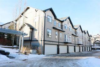 Photo 28: 54 465 HEMINGWAY Road in Edmonton: Zone 58 Townhouse for sale : MLS®# E4189349