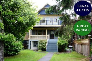 Main Photo: 2403 CAMBRIDGE Street in Vancouver: Hastings Sunrise House for sale (Vancouver East)  : MLS®# R2464298