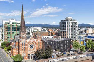 Photo 2: 1209 835 View St in : Vi Downtown Condo for sale (Victoria)  : MLS®# 857591