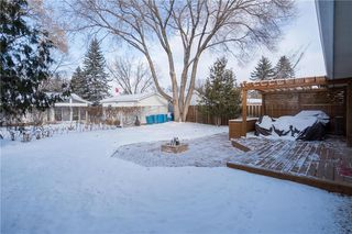 Photo 24: 91 Woodbury Drive in Winnipeg: Pulberry Residential for sale (2C)  : MLS®# 202029433