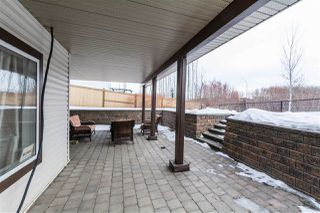 Photo 31: 22 AMEENA Drive: Leduc House for sale : MLS®# E4225006