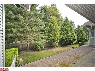 "Photo 10: 259 20391 96TH Avenue in Langley: Walnut Grove Townhouse for sale in ""CHELSEA GREEN"" : MLS®# F1221625"