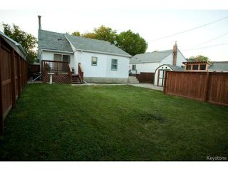 Photo 14: 430 Edgewood Street in WINNIPEG: St Boniface Residential for sale (South East Winnipeg)  : MLS®# 1318062