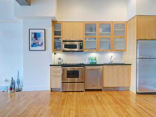 Photo 3: For Rent: Luxury Gastown Loft