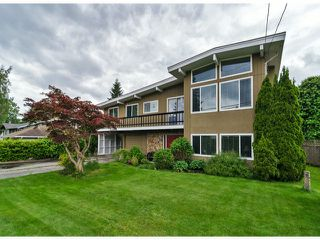 Main Photo: 6445 LYON RD in Delta: Sunshine Hills Woods House for sale (N. Delta)  : MLS®# F1401636