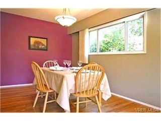 Photo 4:  in VICTORIA: SE Mt Doug Single Family Detached for sale (Saanich East)  : MLS®# 411706
