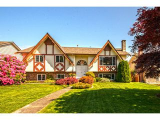 Photo 1: 1123 MILFORD AV in Coquitlam: Central Coquitlam House for sale : MLS®# V1124385