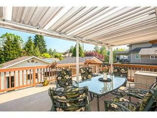 Photo 16: 1123 MILFORD AV in Coquitlam: Central Coquitlam House for sale : MLS®# V1124385