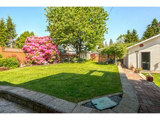 Photo 17: 1123 MILFORD AV in Coquitlam: Central Coquitlam House for sale : MLS®# V1124385