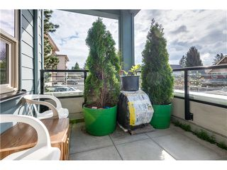Photo 9: # 101 709 TWELFTH ST in New Westminster: Moody Park Condo for sale : MLS®# V1119632