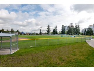 Photo 14: # 101 709 TWELFTH ST in New Westminster: Moody Park Condo for sale : MLS®# V1119632