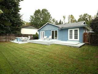 Photo 17: 3849 RICHMOND STREET in PORT COQ: Lincoln Park PQ House for sale (Port Coquitlam)  : MLS®# V1142013