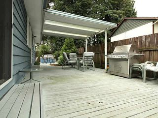 Photo 20: 3849 RICHMOND STREET in PORT COQ: Lincoln Park PQ House for sale (Port Coquitlam)  : MLS®# V1142013