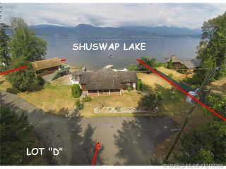 Photo 4: PL D 2639 Eagle Bay Road in Eagle Bay: Reedman Point House for sale : MLS®# 10117980