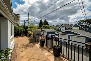 Photo 17: 5 227 E 11th Street in North Vancouver: Central Lonsdale Townhouse for sale : MLS®# R2074536