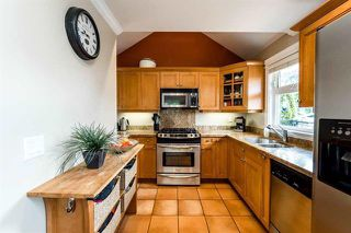 Photo 4: 5 227 E 11th Street in North Vancouver: Central Lonsdale Townhouse for sale : MLS®# R2074536