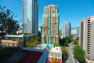 "Photo 6: 1219 933 HORNBY Street in Vancouver: Downtown VW Condo for sale in ""ELECTRIC AVENUE"" (Vancouver West)  : MLS®# R2396847"