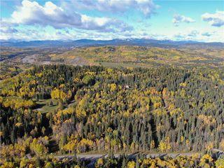 Main Photo: PTN NE 1/4-2-23-5-5 White Avenue: Bragg Creek Land for sale : MLS®# C4270660