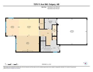 Photo 32: 7270 11 Avenue SW in Calgary: West Springs Detached for sale : MLS®# C4271399