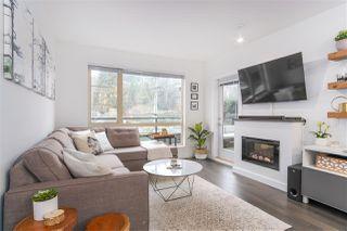 Photo 1: 218 1330 MARINE Drive in North Vancouver: Pemberton NV Condo for sale : MLS®# R2423781