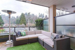 Photo 13: 218 1330 MARINE Drive in North Vancouver: Pemberton NV Condo for sale : MLS®# R2423781