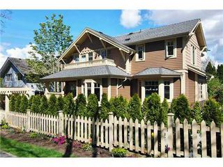 Photo 1: 2888 ALBERTA Street in Vancouver West: Home for sale : MLS®# V826239